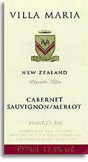 2006 Villa Maria Estate Cabernet Sauvignon Merlot Private Bin Hawkes Bay