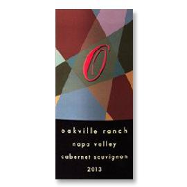 2013 Oakville Ranch Vineyards Cabernet Sauvignon Napa Valley