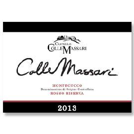 2013 Castello ColleMassari Montecucco Rosso Riserva DOC