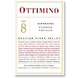 2013 Ottimino Estate Vineyard Zinfandel Russian River Valley