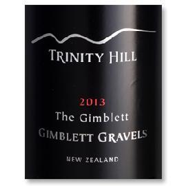 2013 Trinity Hill Gimblet Gravels The Gimblett