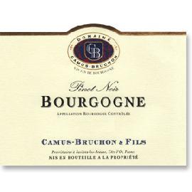 2014 Domaine Camus-Bruchon Bourgogne Rouge