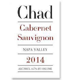 2014 Chad Cabernet Sauvignon Napa Valley