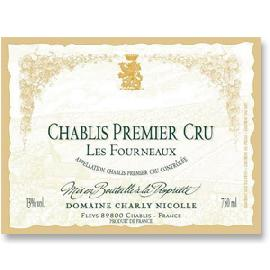 2014 Domaine Charly Nicolle Chablis Les Fourneaux 1er Cru
