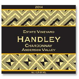 2014 Handley Cellars Chardonnay Estate Vineyard Anderson Valley