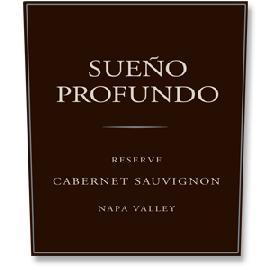 2014 Sueno Profundo Cabernet Sauvignon Reserve Napa Valley