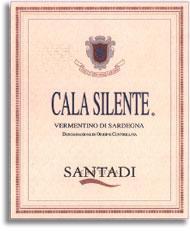 2010 Cantina Di Santadi Vermentino Di Sardegna Cala Silente