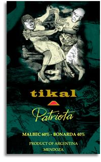 2011 Tikal Patriota Mendoza