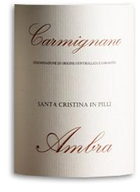 2010 Fattoria Ambra Carmignano Vigna Di Santa Cristina In Pilli