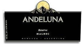 2005 Andeluna Cellars Malbec Reserve Mendoza