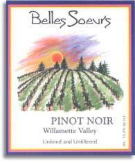 2004 Beaux Freres Vineyard & Winery Belles Soeurs Pinot Noir Willamette Valley