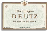 2002 Deutz Brut Blanc De Blancs