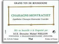 2012 Domaine Michel Niellon Chassagne-Montrachet