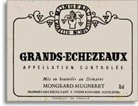 2008 Domaine Mongeard Mugneret Grands-Echezeaux