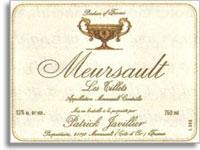 2009 Domaine Patrick Javillier Meursault Les Tillets
