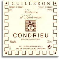 2006 Domaine Yves Cuilleron Condrieu Essence d'Automne