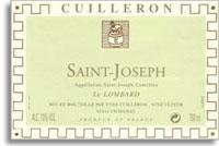 2008 Domaine Yves Cuilleron Saint-Joseph Blanc Le Lombard
