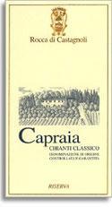 2002 Rocca Di Castagnoli Chianti Classico Riserva Capraia