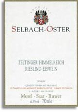 2007 Selbach Oster Zeltinger Himmelreich Junior Riesling Eiswein