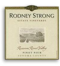 2012 Rodney Strong Vineyards Pinot Noir Russian River Valley