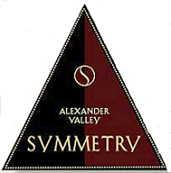 2010 Rodney Strong Vineyards Symmetry Meritage Alexander Valley