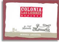 2012 Altos Las Hormigas Bonarda Colonia Las Liebres Mendoza