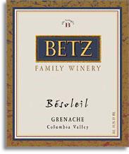 2005 Betz Family Vineyards Besoleil Columbia Valley