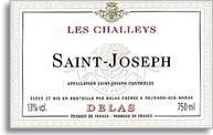 2010 Delas Freres Saint-Joseph Les Challeys