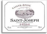 2011 Delas Freres Saint-Joseph Sainte-Epine