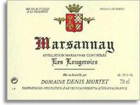 2011 Domaine Denis Mortet Marsannay Les Longeroies