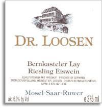 2006 Dr. Loosen Bernkasteler Lay Riesling Eiswein