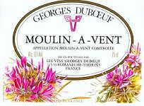2011 Georges Duboeuf Moulin-A-Vent Aged in Oak