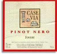 2007 Fontodi Pinot Nero Case Via Colli Della Toscana Centrale