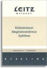 2010 Josef Leitz Rudesheimer Magdalenenkreuz Riesling Spatlese