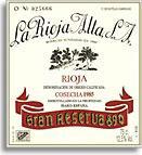 2001 La Rioja Alta Gran Reserva 890 Rioja