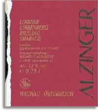 2015 Leo Alzinger Riesling Smaragd Loibner Loibenberg