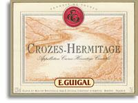 2009 E. Guigal Crozes-Hermitage