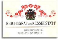 2011 Reichsgraf Von Kesselstatt Josephshofer Riesling Kabinett