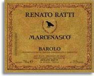 2010 Renato Ratti Barolo Marcenasco