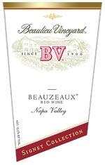 2005 Beaulieu Vineyard (BV) Beauzeaux Signet Collection Napa Valley