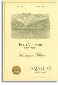 2007 Araujo Estate Sauvignon Blanc Eisele Vineyard Napa Valley