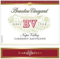 2005 Beaulieu Vineyard (BV) Cabernet Sauvignon  Napa Valley