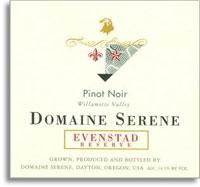 2007 Domaine Serene Pinot Noir Evenstad Reserve Willamette Valley