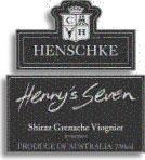 2014 Henschke Henry's Seven Eden Valley Barossa