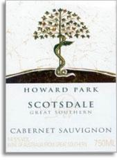 2002 Howard Park Wines Cabernet Sauvignon Scotsdale Great Southern