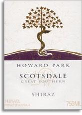 2012 Howard Park Wines Shiraz Scotsdale Great Southern