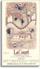 2013 Michele Chiarlo Barbera d'Asti Superiore La Court