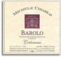 2010 Michele Chiarlo Barolo Tortoniano