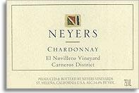 2005 Neyers Vineyards Chardonnay El Novillero Vineyard Carneros District