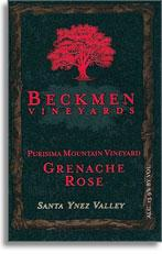 2010 Beckmen Grenache Rose Purisima Mountain Vineyard Santa Ynez Valley